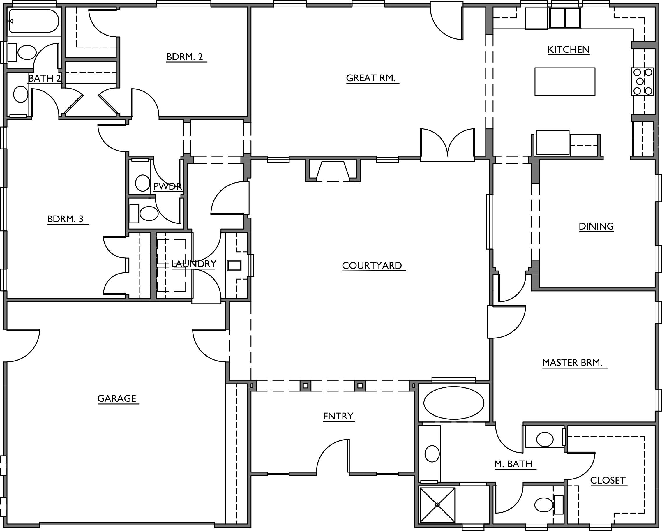 mesquite courtyard homes floor plans miles turner